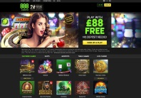 888casino Amazing Welcome Bonus Offer