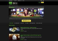 888casino Promo and Bonus Selection