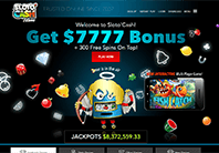 Big Welcome Bonus At Sloto'Cash Casino
