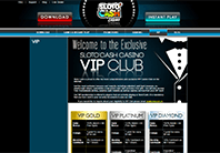 Sloto'Cash Casino provides you a three-level VIP Club