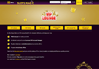 Slots Magic VIP Louge