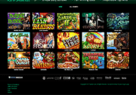 The Casino provides big virety of games